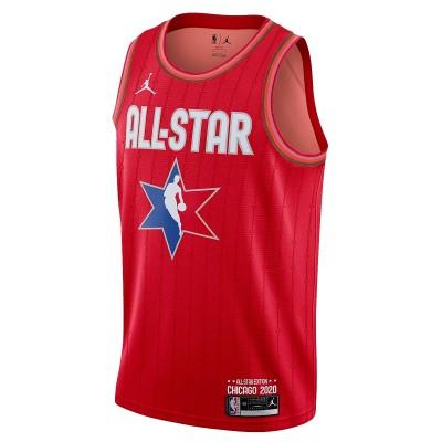 Jordan Junior NBA Swigman ASG Jersey James Harden 'Red'-EZ2B7B2DP-JH