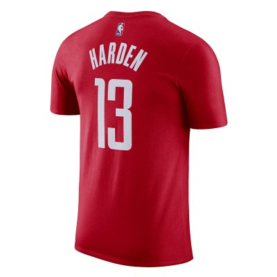 Nike T-Shirt Houston Rockets 'James Harden'-CV8522-662