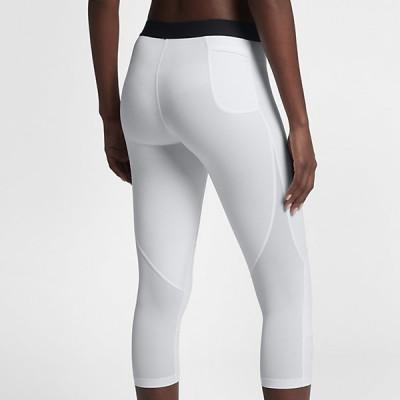 Nike Women`s Pro Basketball Tights 'White' 89807-100