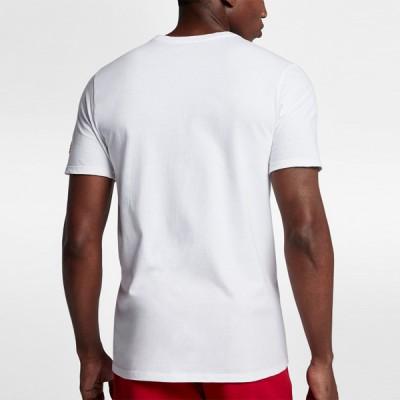 Jordan Mars Blackmon Photo T-Shirt 'White' 878411-100