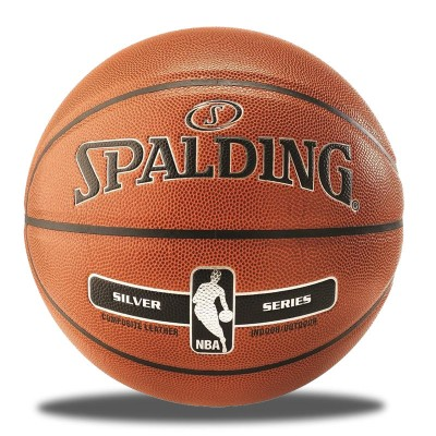 balon Spalding NBA Silver Indoor/Outdoor 3001595010017
