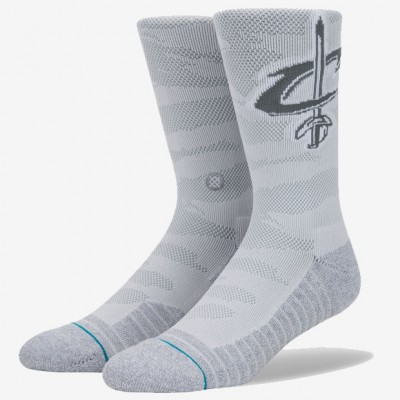 Stance Cavs Snow 'Light Grey' M557D17CAV