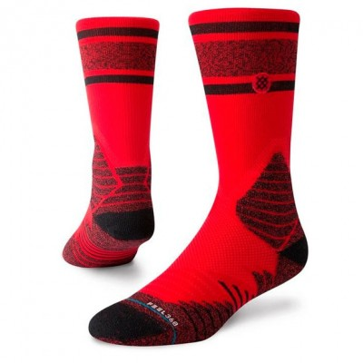 Stance Game Day Stripe 'Red' M559D18GAM-RED