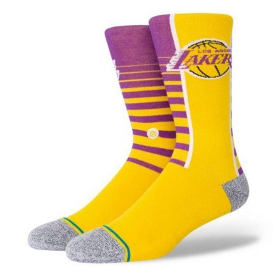 Stance HWC Gradient 'Los Angeles Lakers'-A545A21LGR-YEL