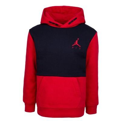 Sudadera Jordan Jumpman Fleece 'Bred'-957610-KR5