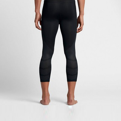 Nike Pro Hypercool 3/4 Tight 'Black' 828164-010