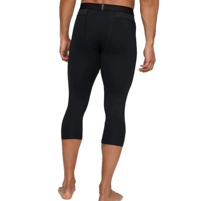 UA HG Rush 3/4 Leggings 'Black' 1327647-001