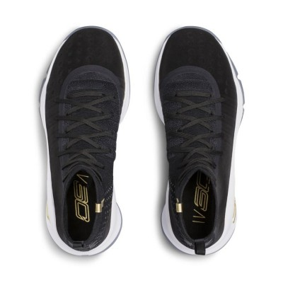 Under Armour Curry 4 'More Rings Black' 1298306-001