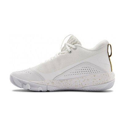 Under Amour UA SC 3Zero IV GS 'White & Gold'-3023917-103-Jr