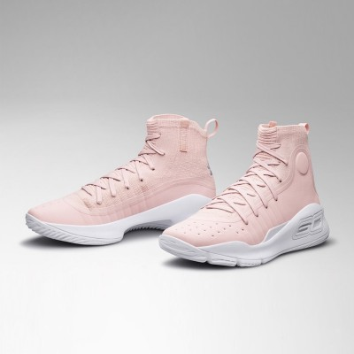 Under Armour Curry 4 'Flushed Pink' 1298306-605
