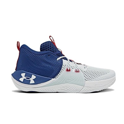 Under Armour Embiid One GS 'Brotherly Love'-3023529-107