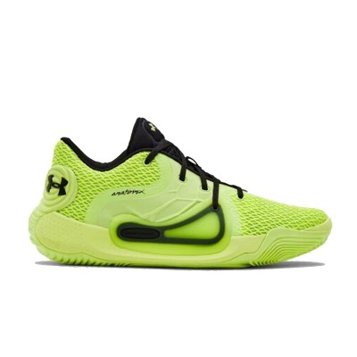 Under Armour Spawn Low II Jr 'Volt'-3022626-303-Jr