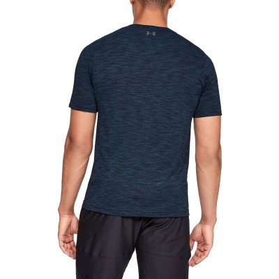 Under Armour Vanish Seamless Tee 'Blue' 1325622-408
