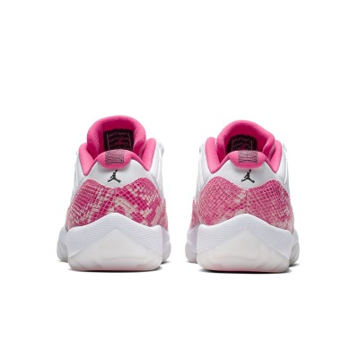 Air Jordan 11 Low WMNS 'Pink Snakeskin' AH7860-106