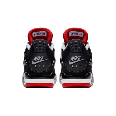 Air Jordan 4 Retro GS 'Bred' 408452-060