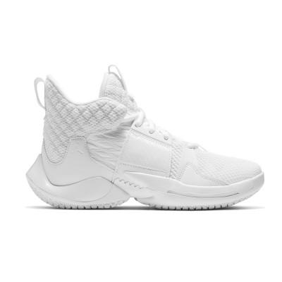 """Jordan """"Why Not?"""" Zer0.2 GS 'Total White' AO6218-101"""