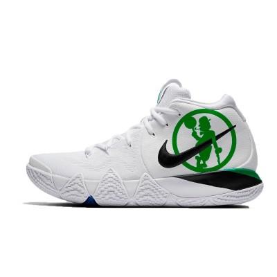 Nike Kyrie 4 'Celtics Pride Custom' 943806-103-MK2