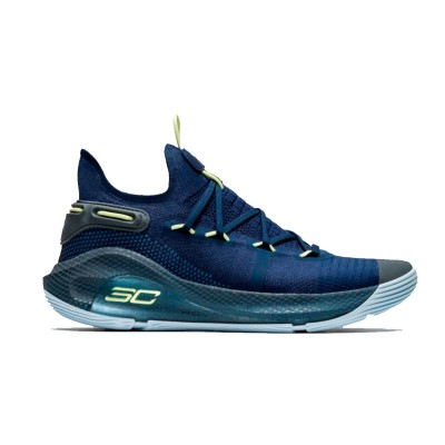 UA Curry 6 'Blue Marine' 3020612-402