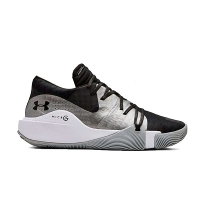 Under Armour Spawn Low 'Black Silver' 3021263-001