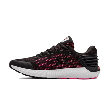 UA Womens Charged Rogue 'Black Infra' 3021247-105