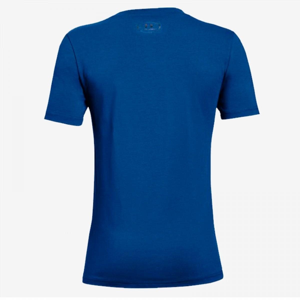 UA SC30 Player Jr Tee 'Blue' 1323434-400