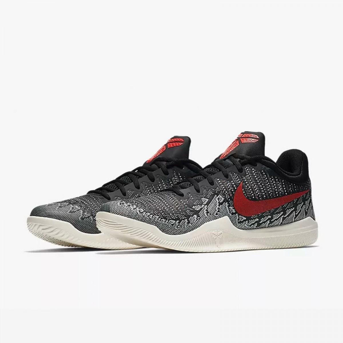 eef7992cbd9 Buy Nike Mamba Rage  Black Mamba  Basketball shoes   sneakers