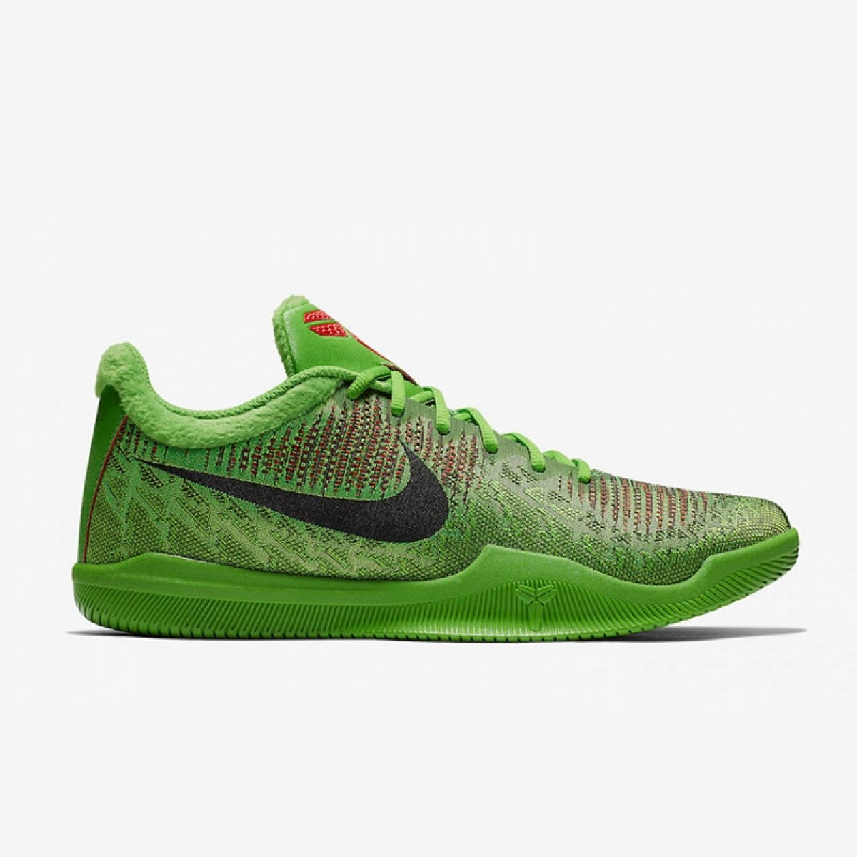 huge discount 8cedf 917ae Buy Nike Mamba Rage  Grinch  Basketball shoes   sneakers
