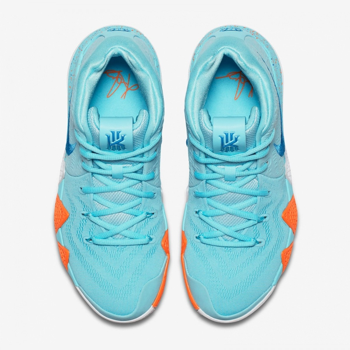 3be1ab37f57c Buy Nike Kyrie 4  Power is Female  Basketball shoes   sneakers
