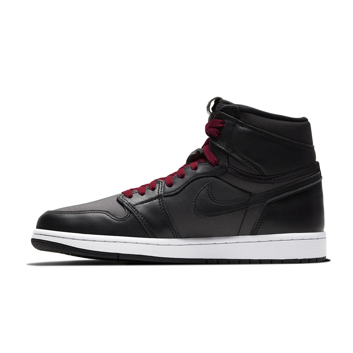 Air Jordan 1 Retro HI OG Jr 'BlackGym Red'