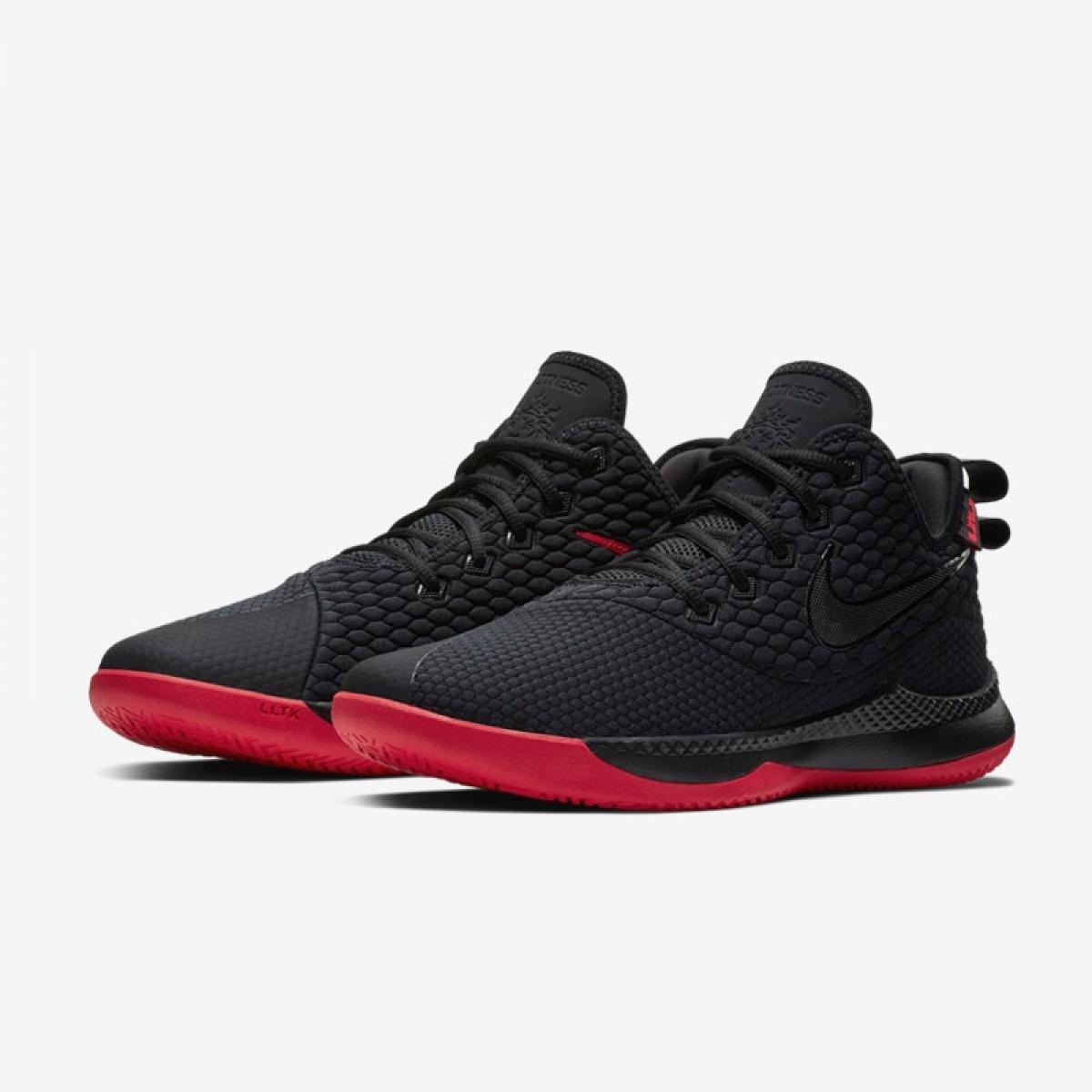 23948ad07e0 Buy Nike Lebron Witness III  Bred  Basketball shoes   sneakers