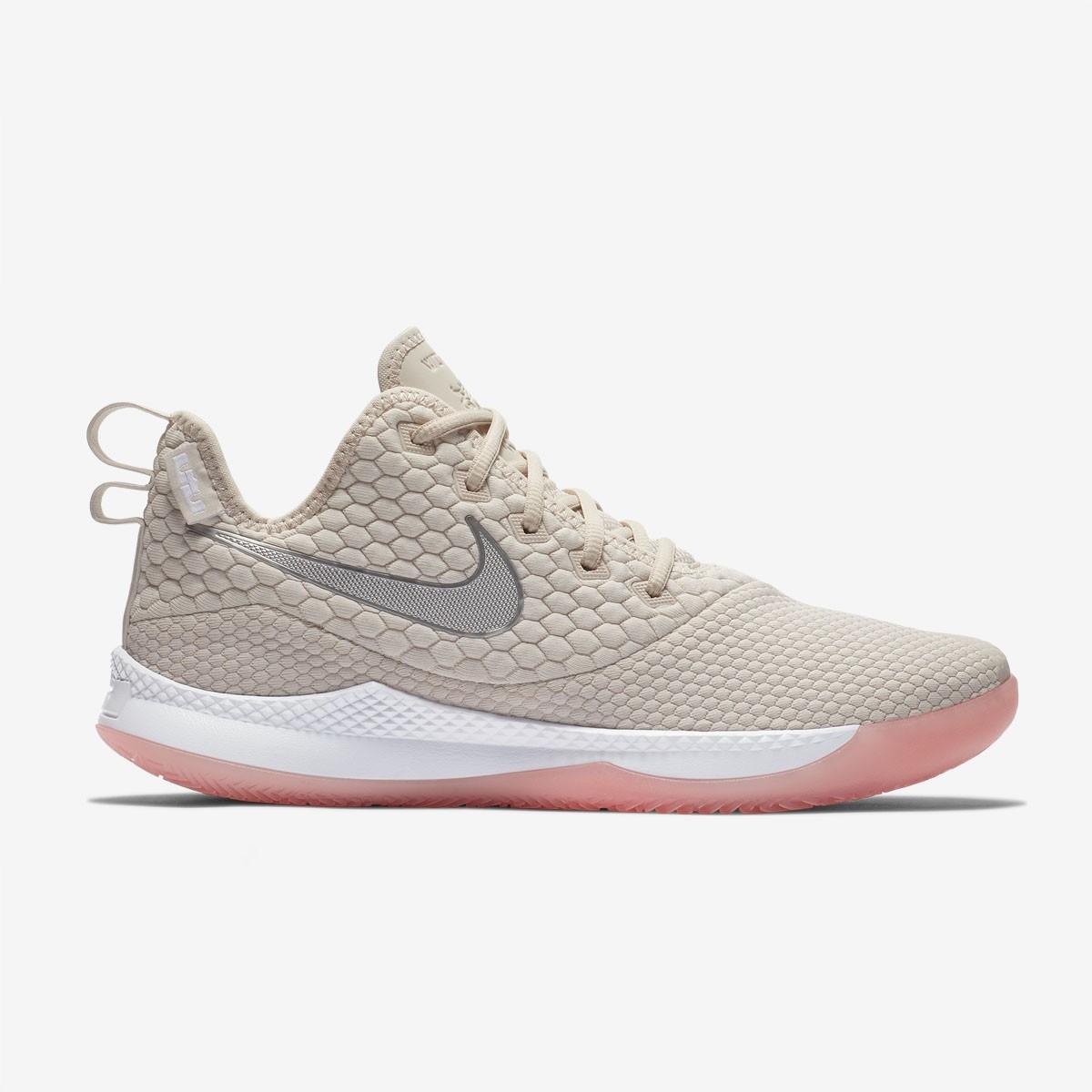 big sale c134d 05619 Nike Lebron Witness III GS  Vanilla