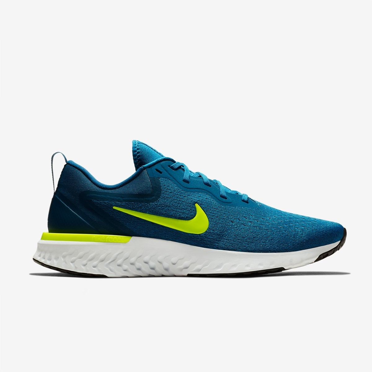 5a82430d7bb94 Buy Nike Odyssey React  Blue Neon  Basketball shoes   sneakers