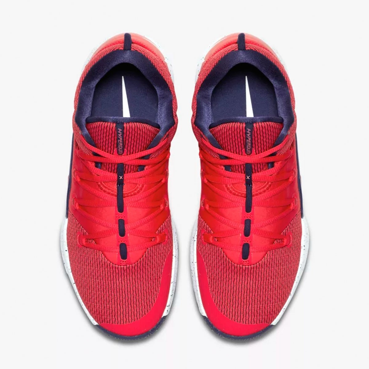 0467f19ed1ef Buy Nike Hyperdunk X Low 2018 GS  Red Navy  Basketball shoes   sneakers