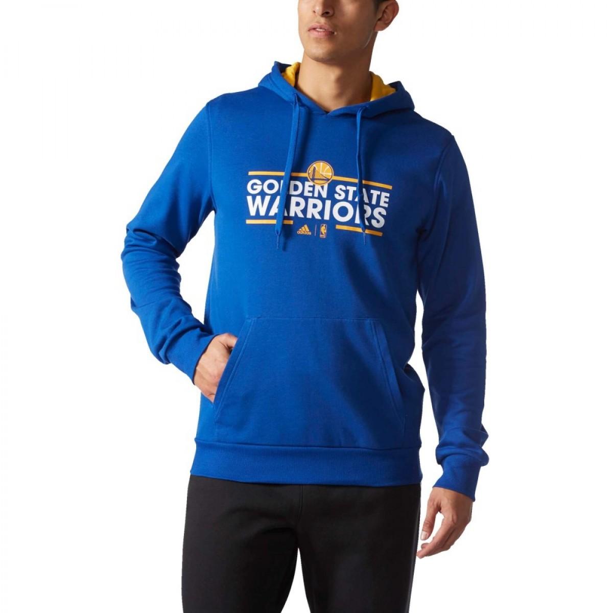 Adidas NBA Golden State Warriors Hoody