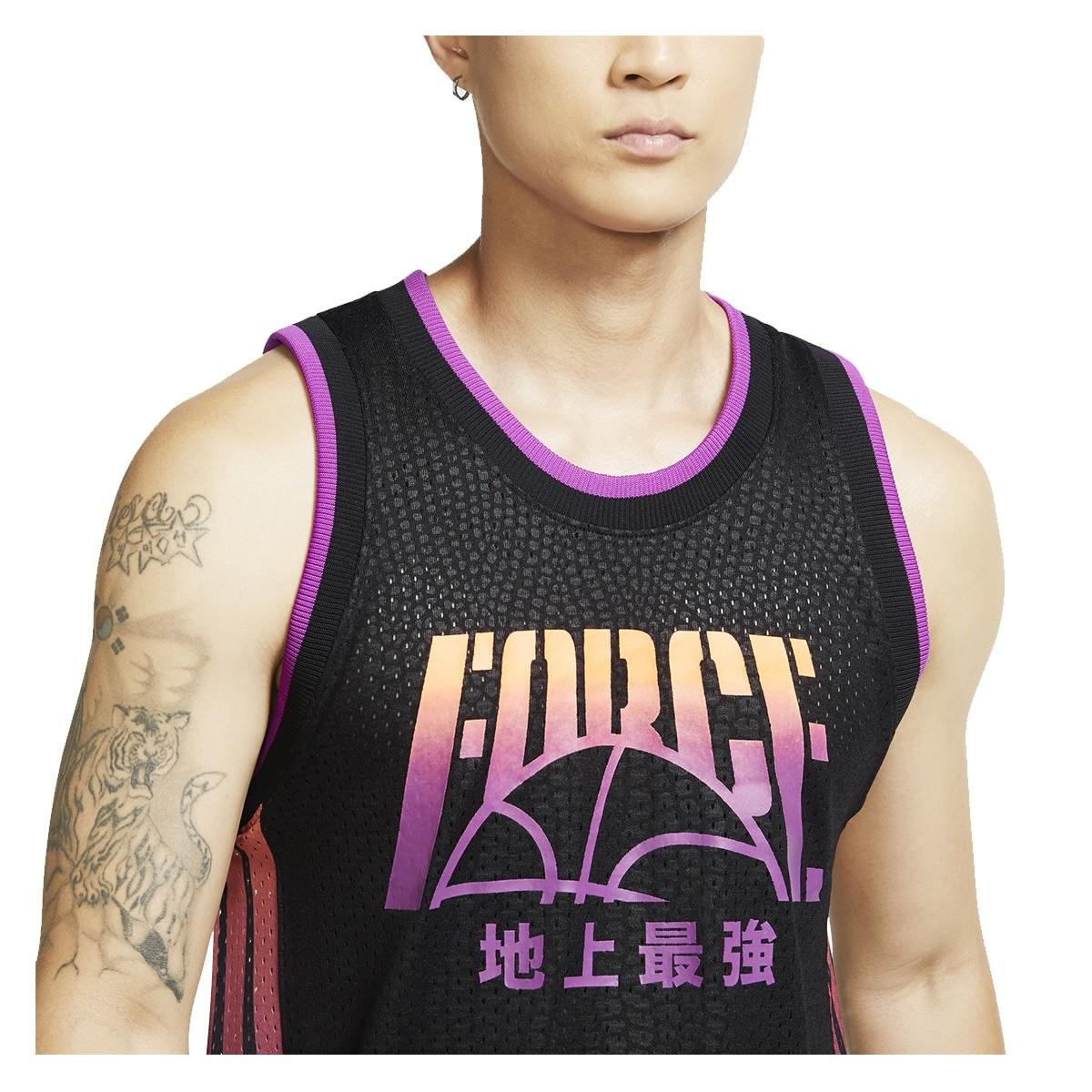 Camiseta Nike KMA 'Black'-CU1729-010