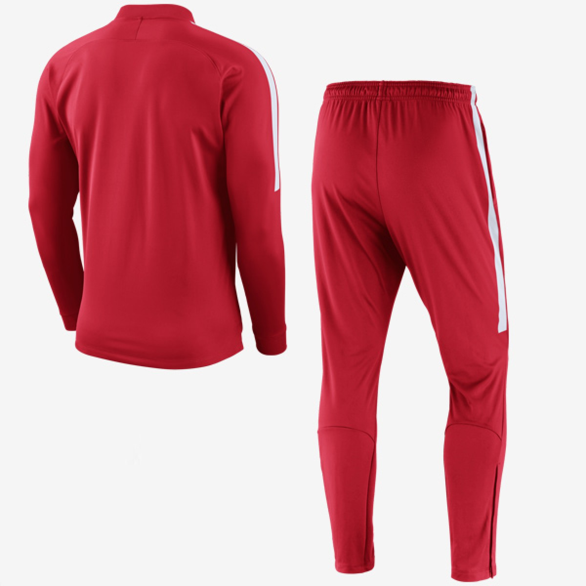 Nike NBA Chicago Bulls Track Suit 'Red' 923080-657