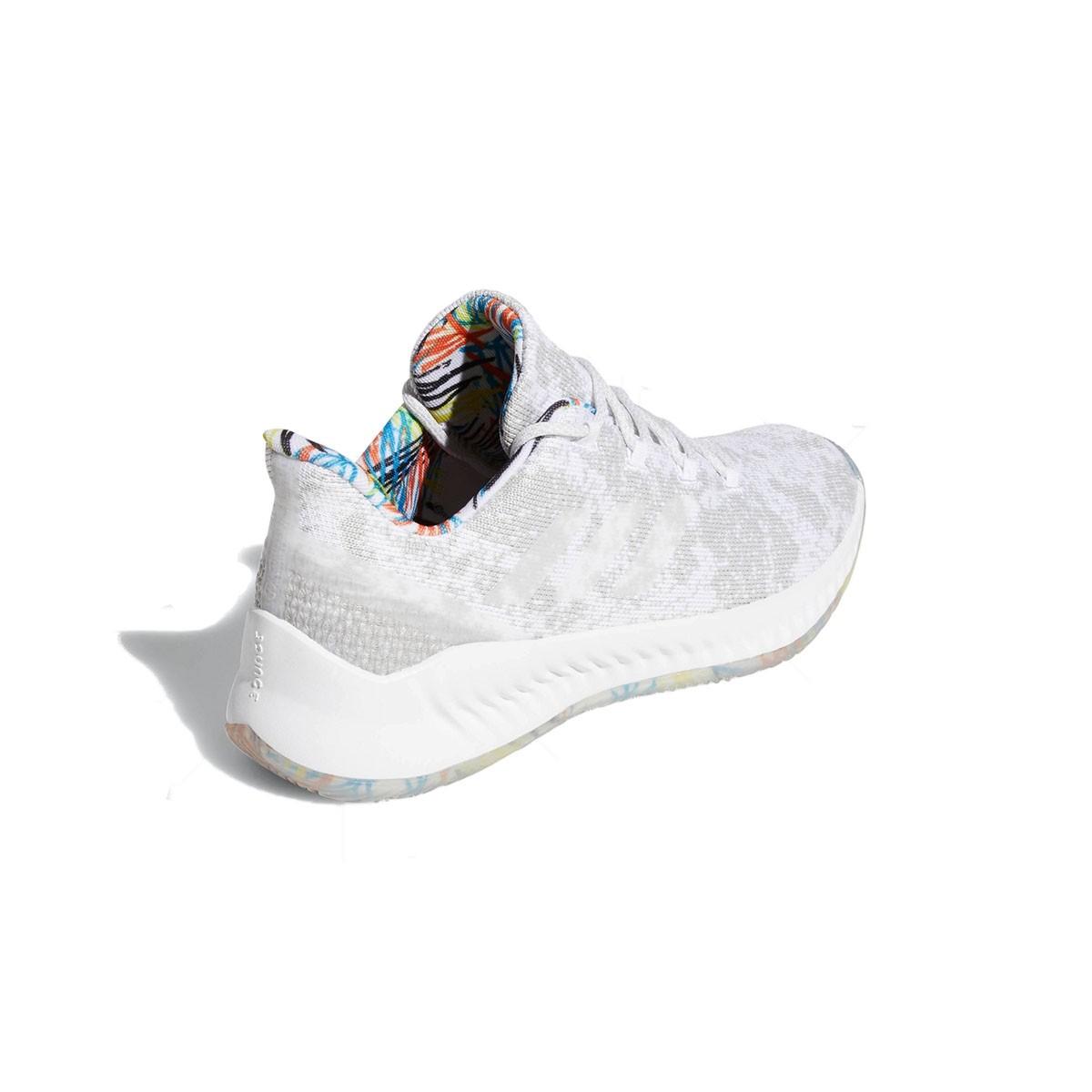 ADIDAS Harden BE X 'White Multicolor'
