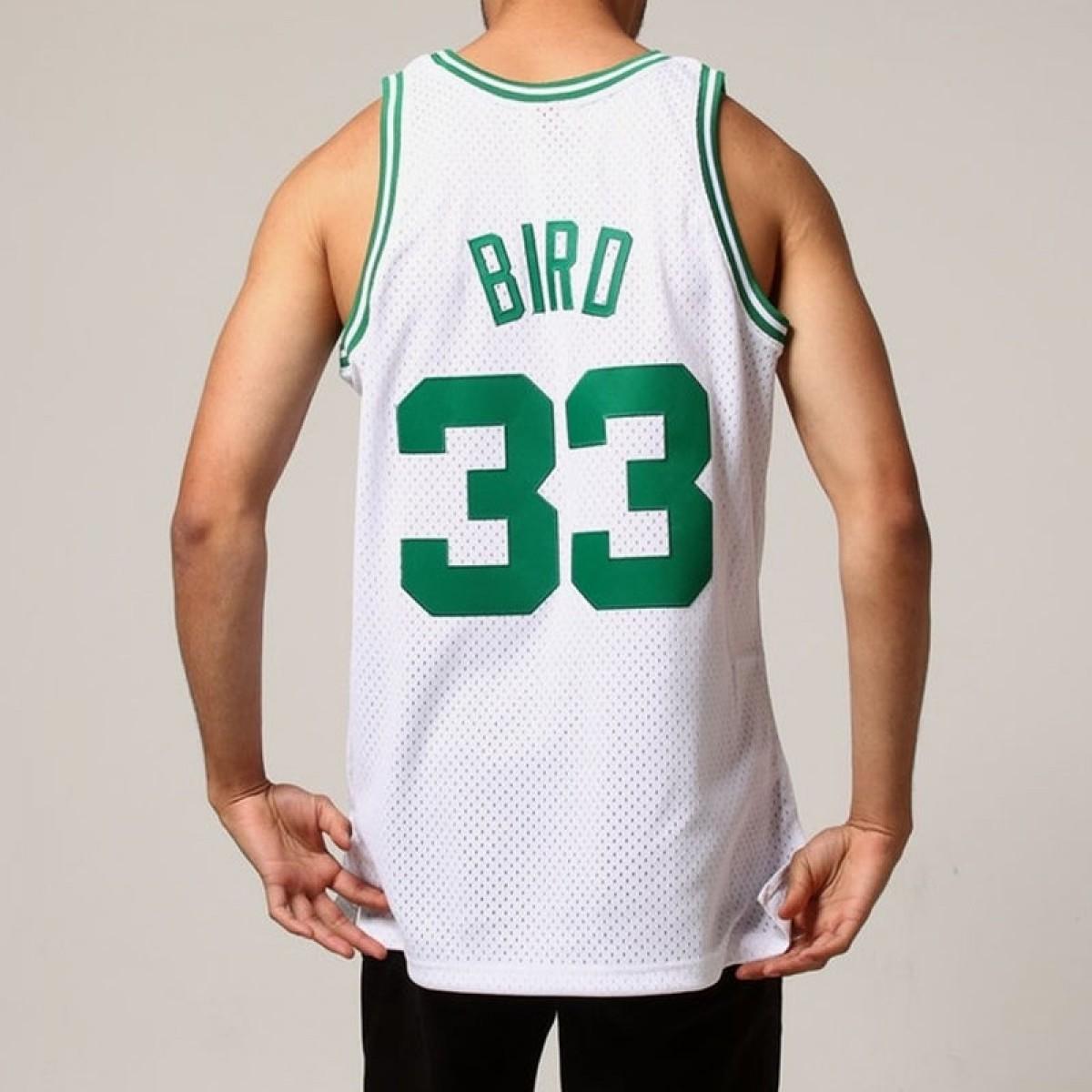 big sale 8116c 8f15a Mitchell & Ness Larry Bird Swingman Jersey Home 'Celtics'
