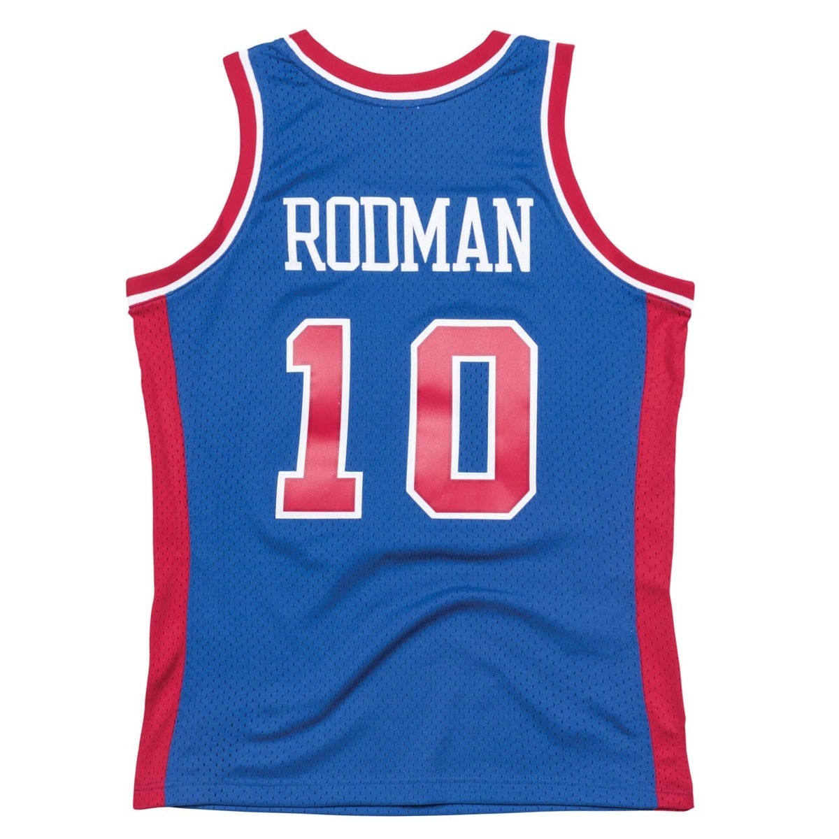 pretty nice aac12 e493a Mitchell & Ness Rodman Swingman Jersey Away 'Pistons'