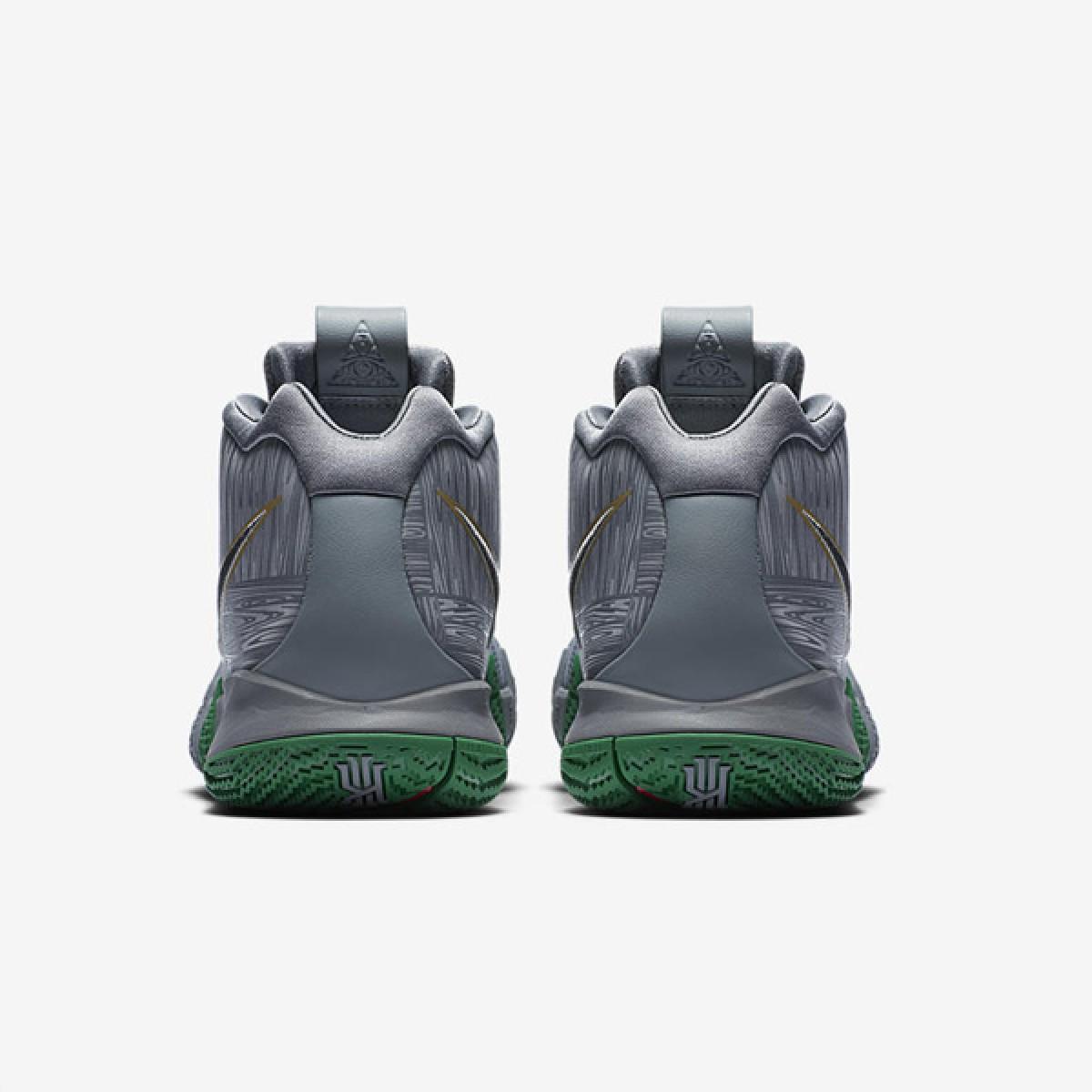 the latest 12bac e988d Nike Kyrie 4 'City Guardians'
