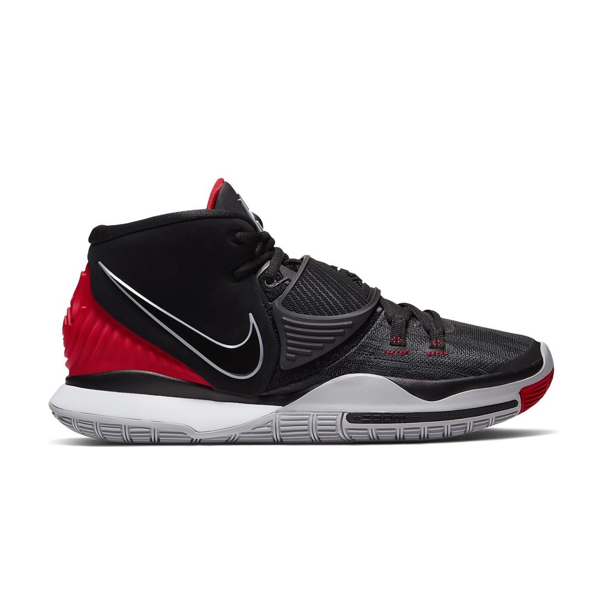 Nike Kyrie 6 'Bred'