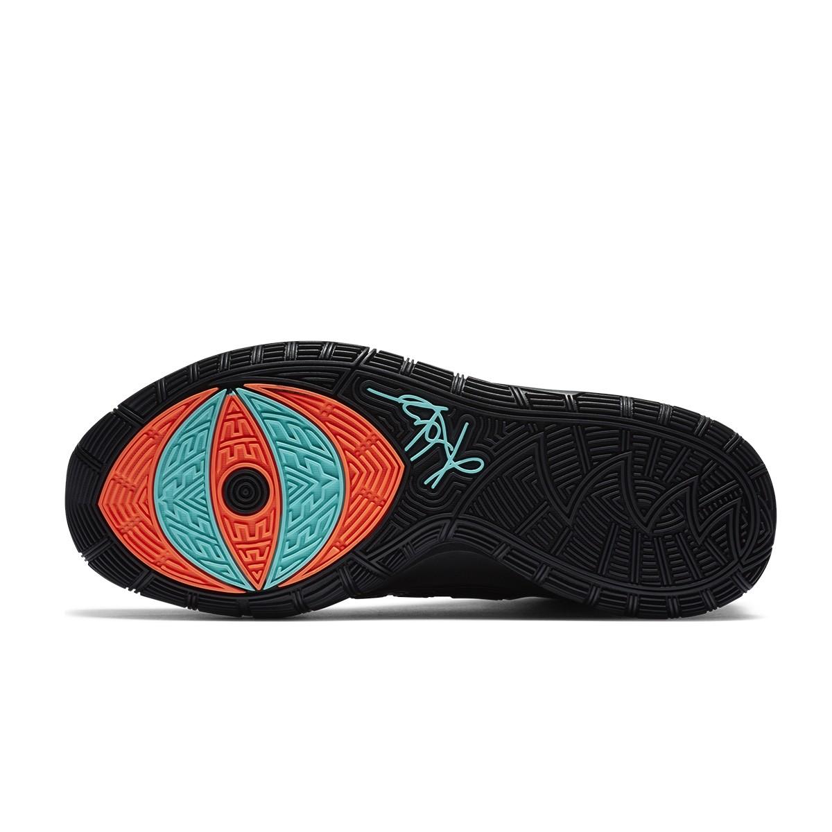 Nike Kyrie 6 'Shock Clock'-BQ4630-006