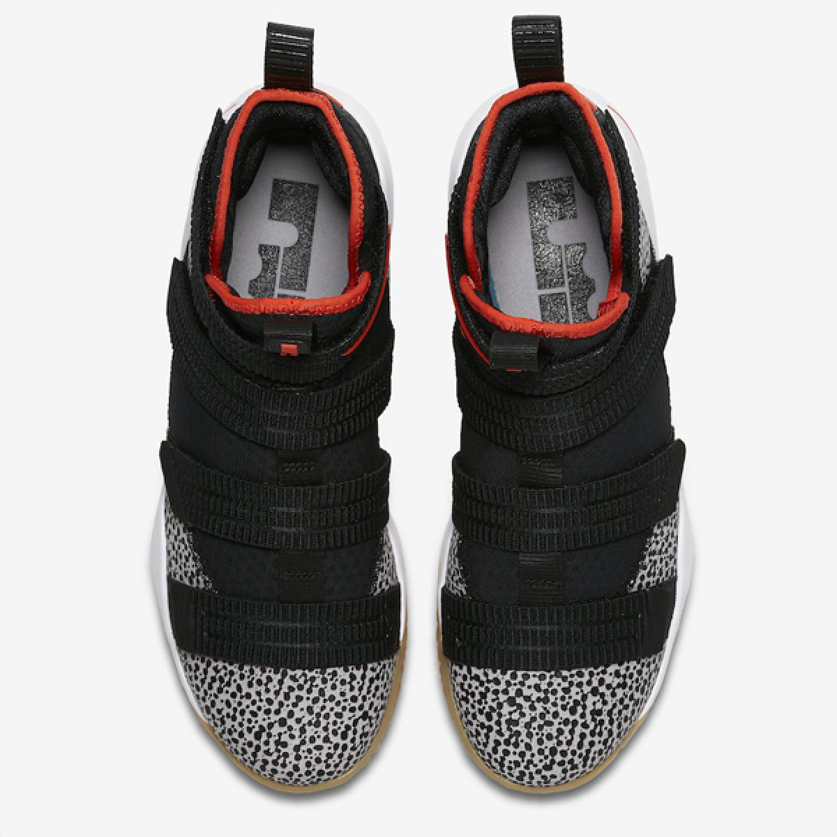 8a0ab8c8a86d Buy Nike Lebron Soldier XI SFG  Safari  Basketball shoes   sneakers