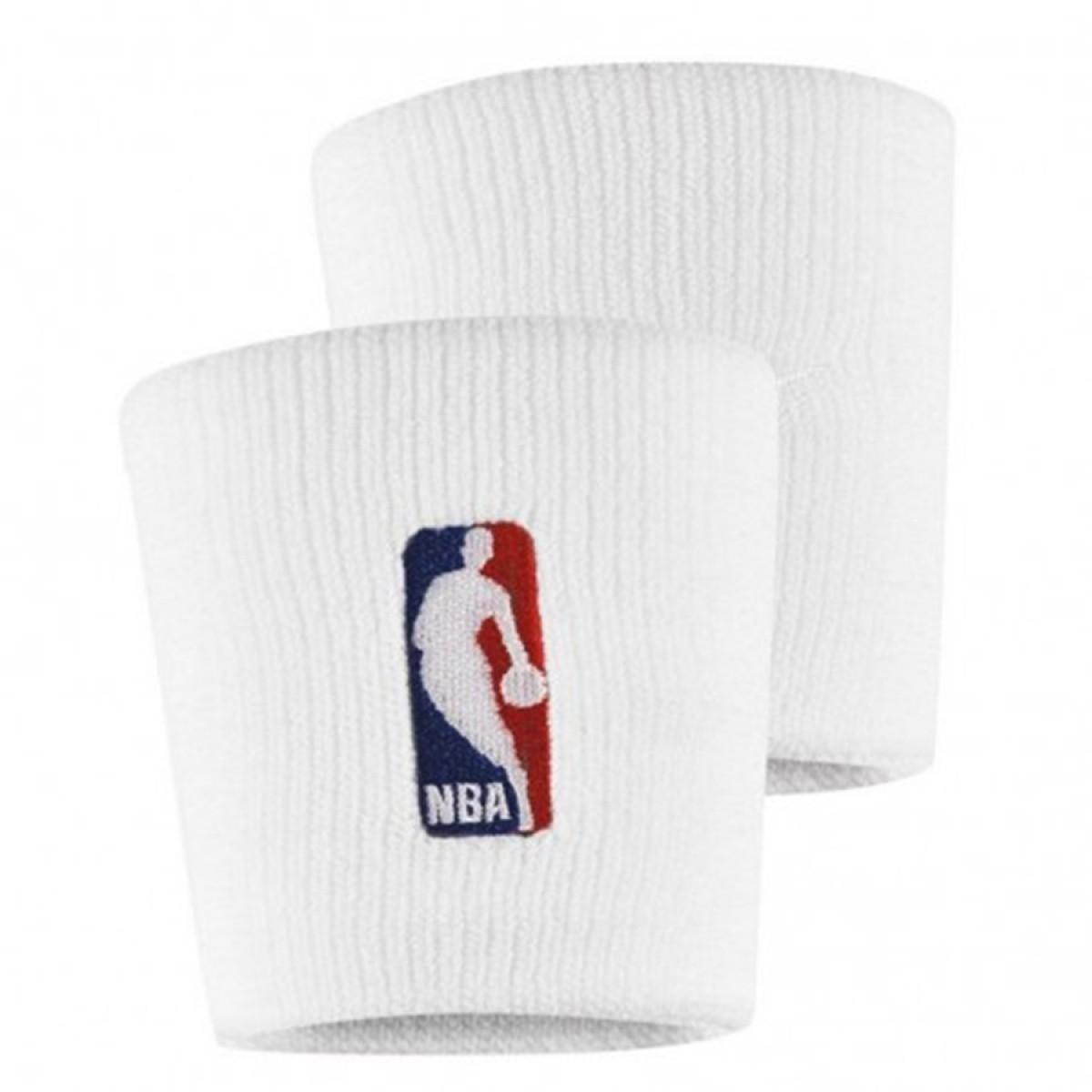 Nike Wristbands NBA 'White'