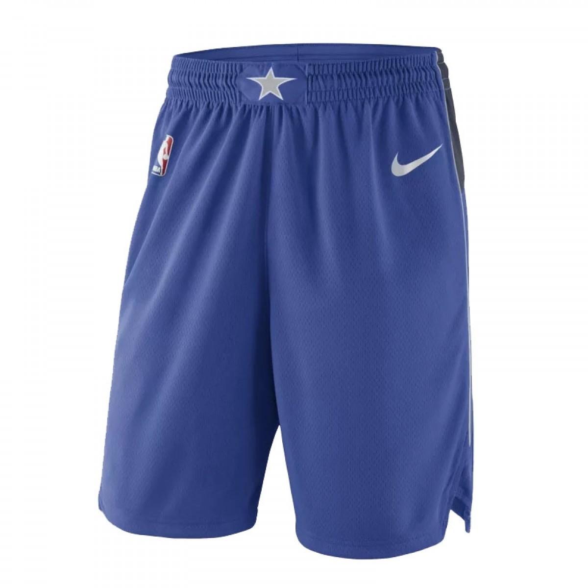 Nike Junior NBA Dallas Swingman Short 'Icon Edition'