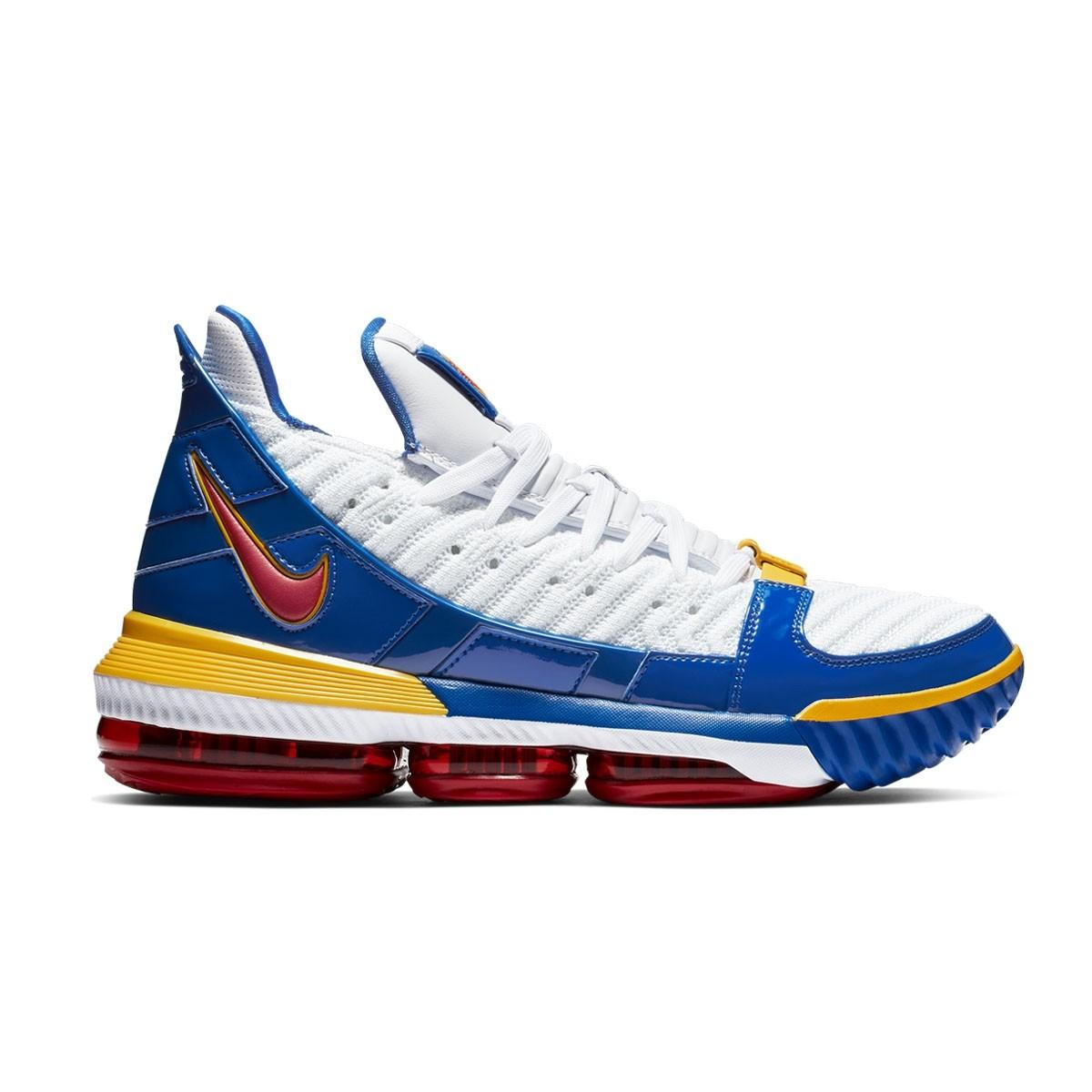 ae048723198 Buy Nike Lebron XVI  Superbron  Basketball shoes   sneakers