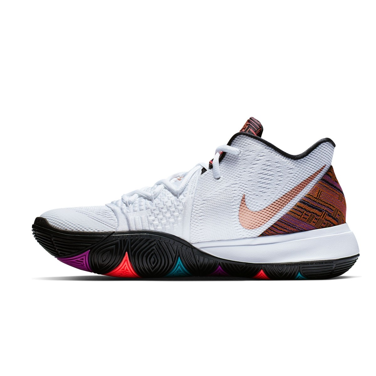 b4ad566658ea Buy Nike Kyrie 5  BHM  Basketball shoes   sneakers