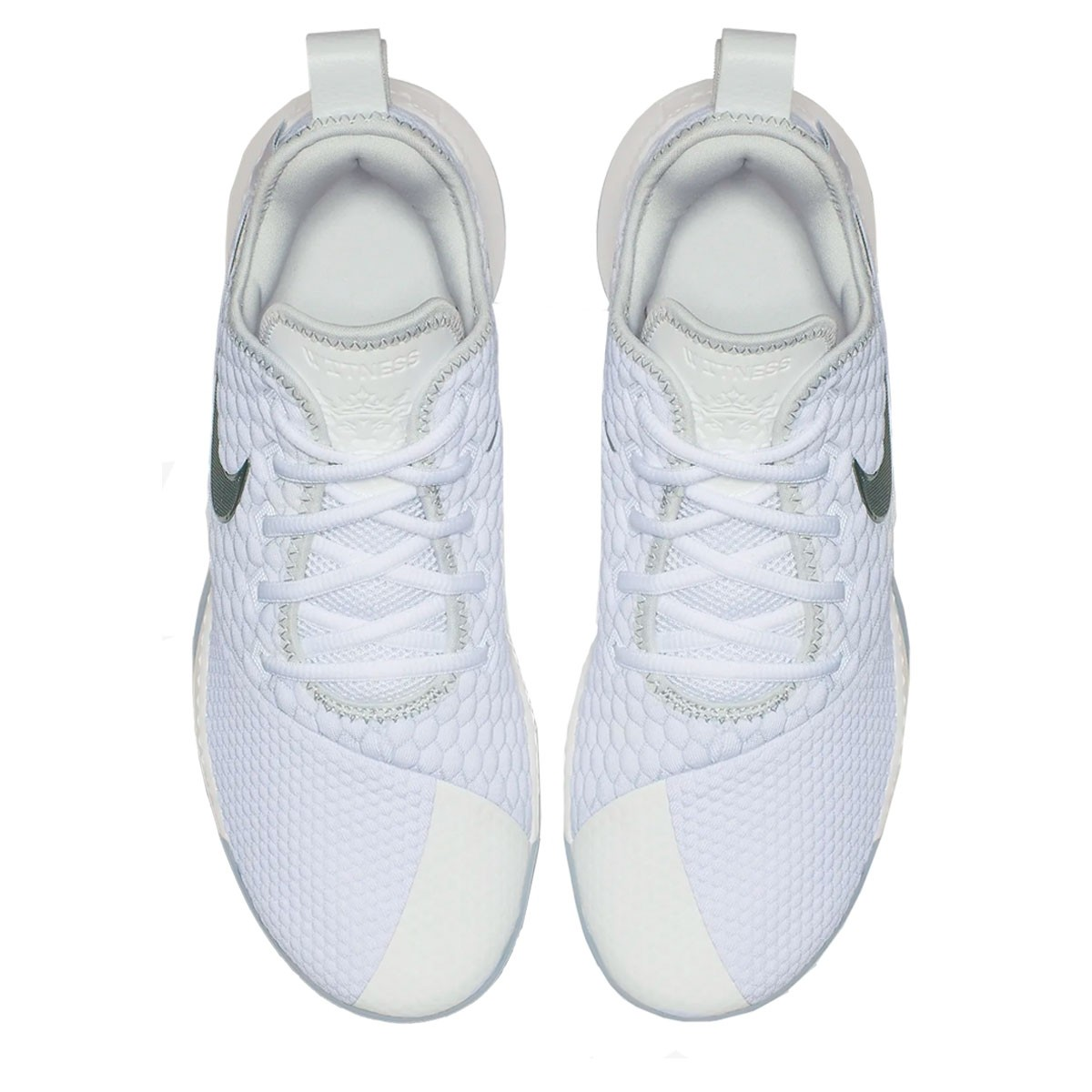 869b526a270a38 Buy Nike Lebron Witness III GS  White Ice  Basketball shoes   sneakers