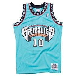 Mitchell & Ness Swingman Jersey Grizzlies Bibby '1998-99'