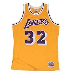 Mitchell & Ness Johnson Swingman Jersey Away 'Lakers'